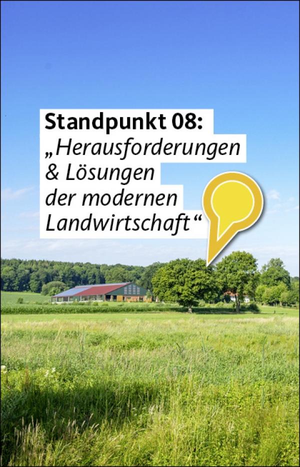 """Video 08: """"Herausforderungen & Lösungen der modernen Landwirtschaft"""""""