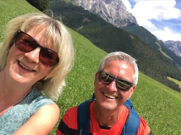 Sandra und Markus Witte