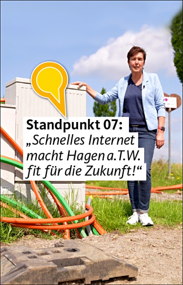 """Video 07: """"Schnelles Internet macht Hagen a.T.W. fit für die Zukunft"""""""