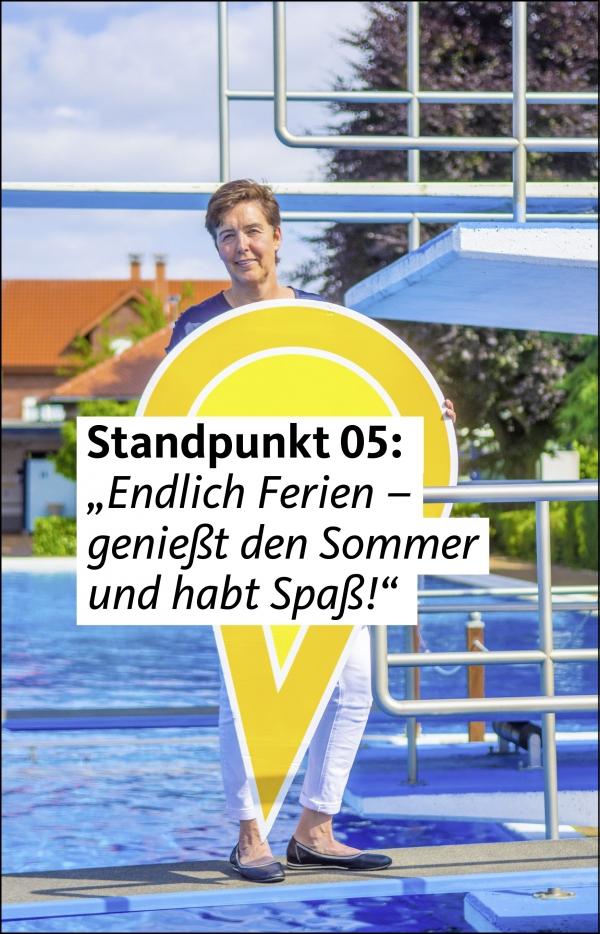 """Video 05: """"Endlich Ferien – genießt den Sommer und habt Spaß!"""""""
